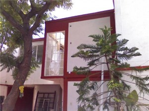 tres casitas en condominio nuevas en pantitlan $850.000